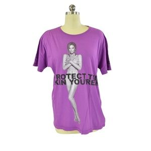 Marc By Marc Jacobs Celebrity Skin TShirt Victoria